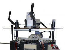 Copy Router and water drainages machine / Hertz Motor – ENN