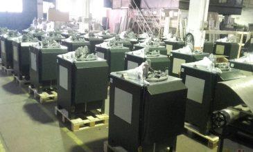 Aluminium profile  mitre saw machine made for Santiago Chile country
