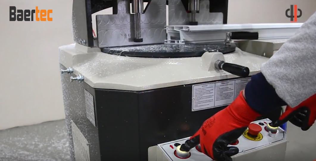 Buying pvc window machinery for window door manufacturing