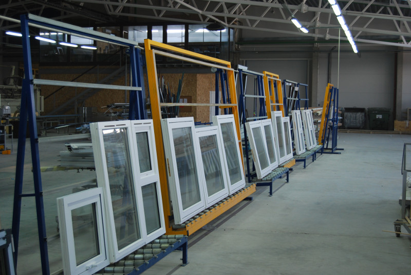How to start upvc window factory