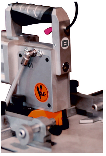 Alubond aluminium composite panel punching press machine – tool