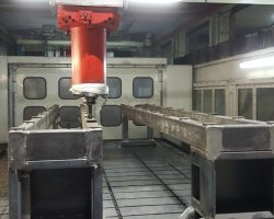 Pvc aluminium profiles window door machinery in Mumbai India