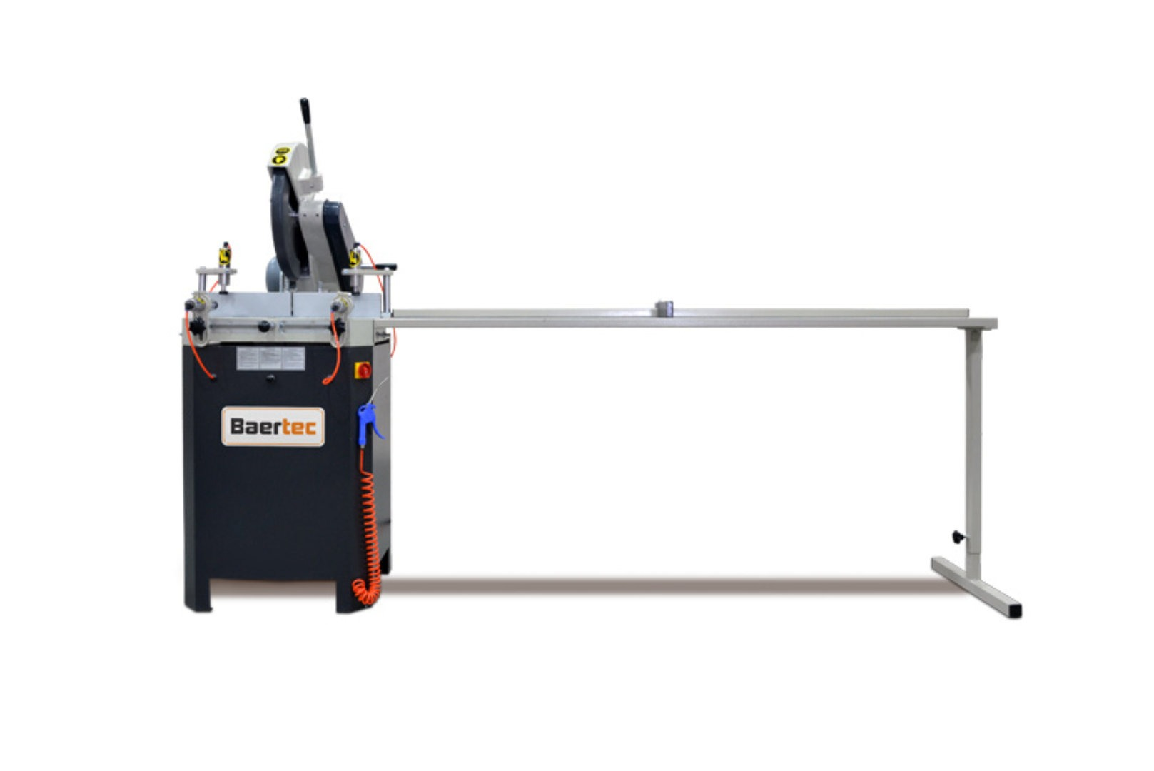 aluminium_profile_up_cut saw_machine