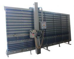 Asas aluminium composite panel cutting machine