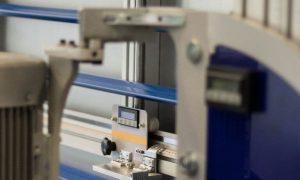 Alubond aluminium composite panel cutting machine